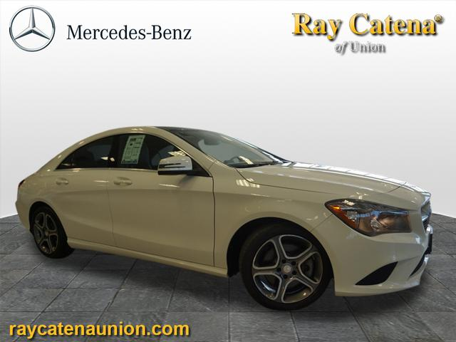 Certified Pre-Owned 2014 Mercedes-Benz CLA CLA 250 4MATIC®
