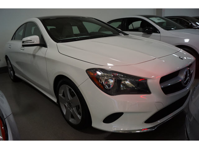 New 2019 Mercedes-Benz CLA CLA 250 4MATIC®
