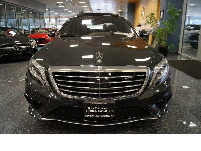 Ray Catena Mercedes >> Certified Pre Owned 2015 Mercedes Benz S Class Amg S 63 Long