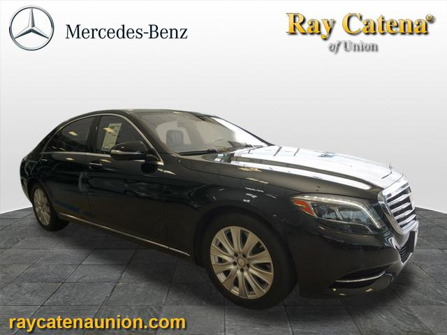 Certified pre owned 2015 mercedes benz s class s 550 for Mercedes benz cpo special offers