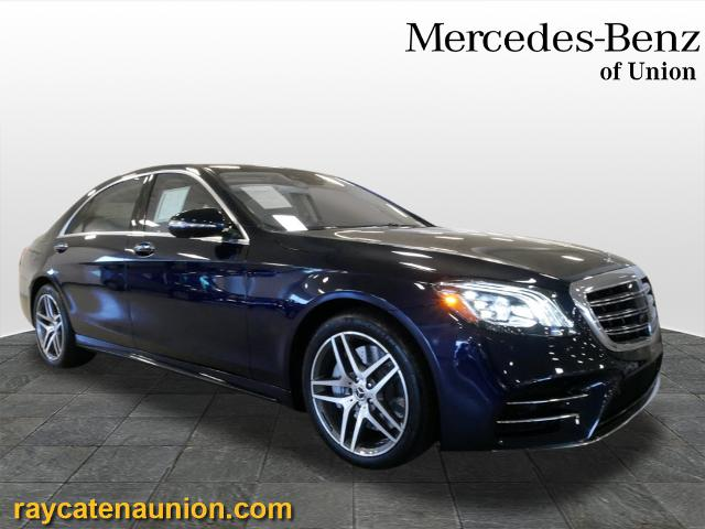 Certified Pre-Owned 2018 Mercedes-Benz S-Class S 560
