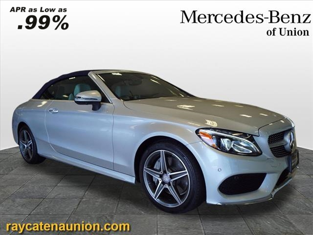 Pre-Owned 2017 Mercedes-Benz C 300 Sport 4WD