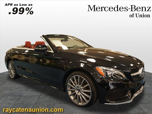 Certified Pre-Owned 2018 Mercedes-Benz C-Class C 300 4MATIC®