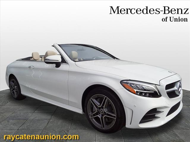 Certified Pre-Owned 2019 Mercedes-Benz C 300 Sport AWD 4MATIC®