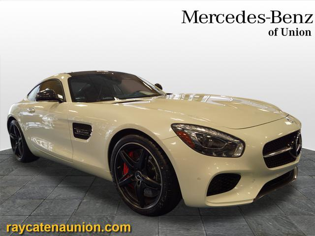 Certified Pre-Owned 2016 Mercedes-Benz AMG® GT S RWD