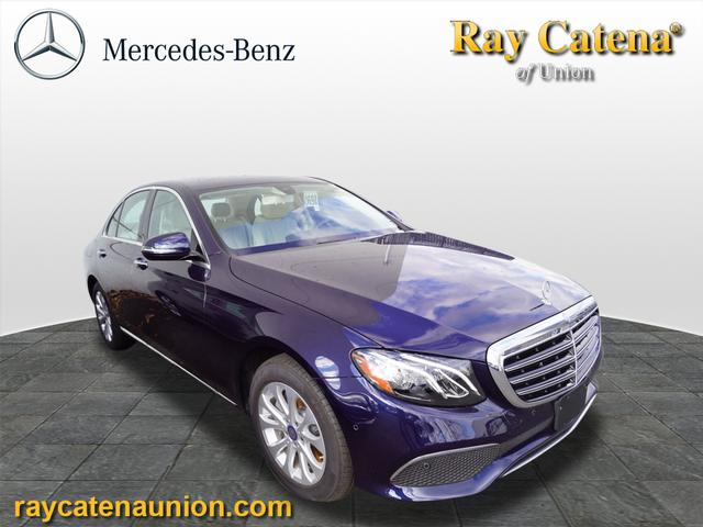 Certified pre owned 2017 mercedes benz e class e 300 for Ray catena mercedes benz