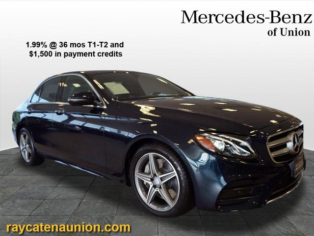 Certified Pre-Owned 2017 Mercedes-Benz E 300 4MATIC®