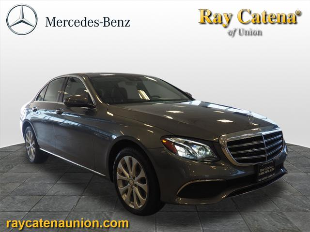 Pre owned 2017 mercedes benz e class e 300 4matic awd e for Ray catena mercedes benz