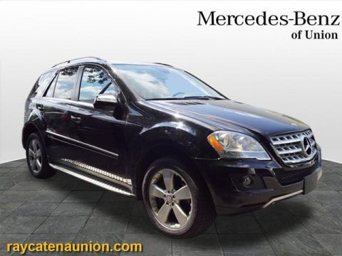 Pre-Owned 2010 Mercedes-Benz ML 350 4MATIC®