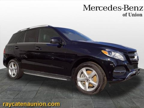 Certified Pre-Owned 2019 Mercedes-Benz GLE GLE 400