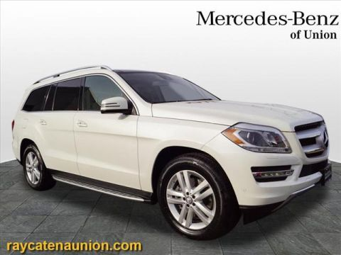 Certified Pre-Owned 2016 Mercedes-Benz GL GL 450