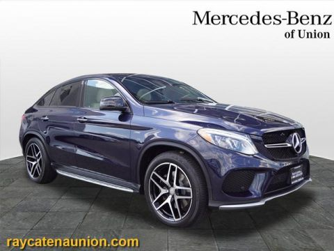Certified Pre-Owned 2016 Mercedes-Benz GLE GLE 450 AMG®
