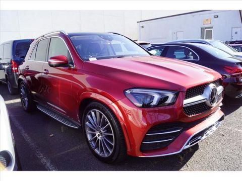 Certified Pre-Owned 2020 Mercedes-Benz GLE GLE 450