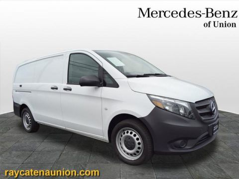 Certified Pre-Owned 2018 Mercedes-Benz Metris Cargo Van