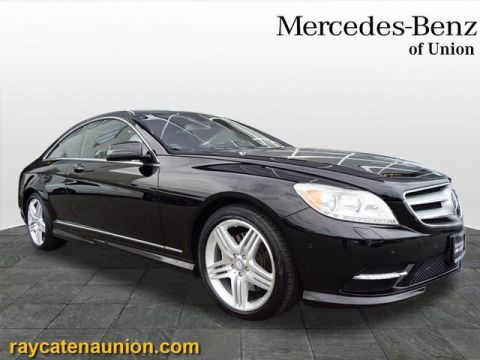 Pre-Owned 2013 Mercedes-Benz CL-Class CL 550 4MATIC®
