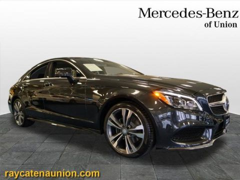 Certified Pre-Owned 2015 Mercedes-Benz CLS CLS 400 4MATIC®