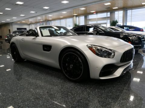 Certified Pre-Owned 2018 Mercedes-Benz GT AMG® GT Roadster
