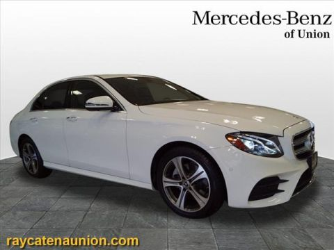 Certified Pre-Owned 2019 Mercedes-Benz E-Class E 300 4MATIC®